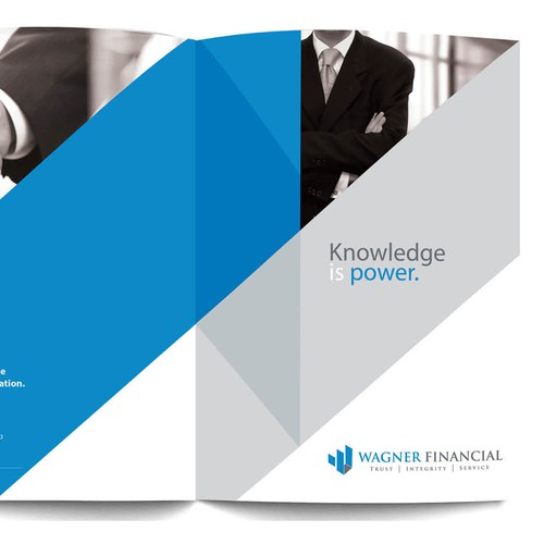 New brochure design wanted for wagner financial