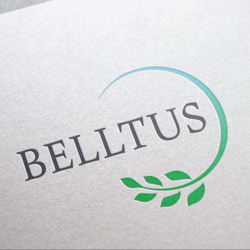 Create a capturing, modern and creative logo for Belltus