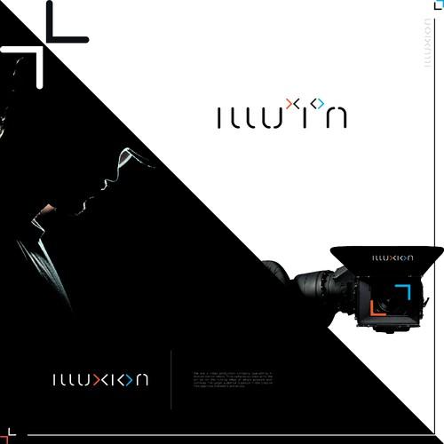 Illuxion Logo Concept