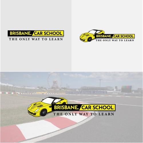 Brisbane school logo concept