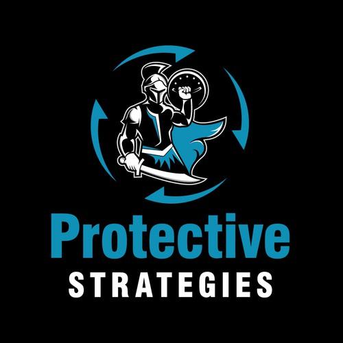 Warrior Logo for Canadian Company