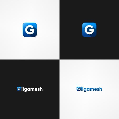 Logo design for Book social network app.
