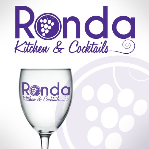 Ronda (an upper westside NYC restaurant and bar needs a new LOGO)