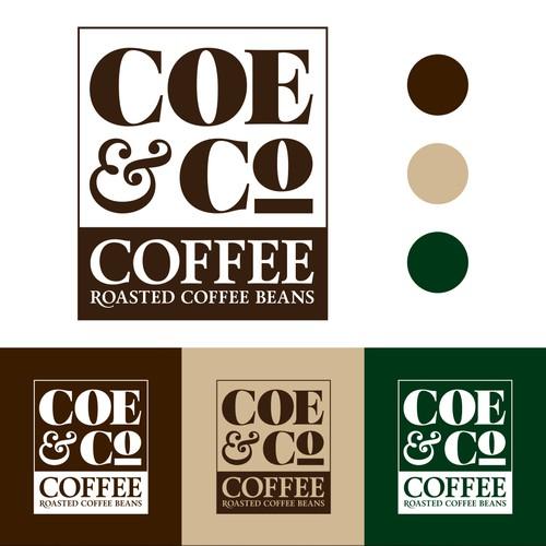 Logo for Coe & Co. Coffee