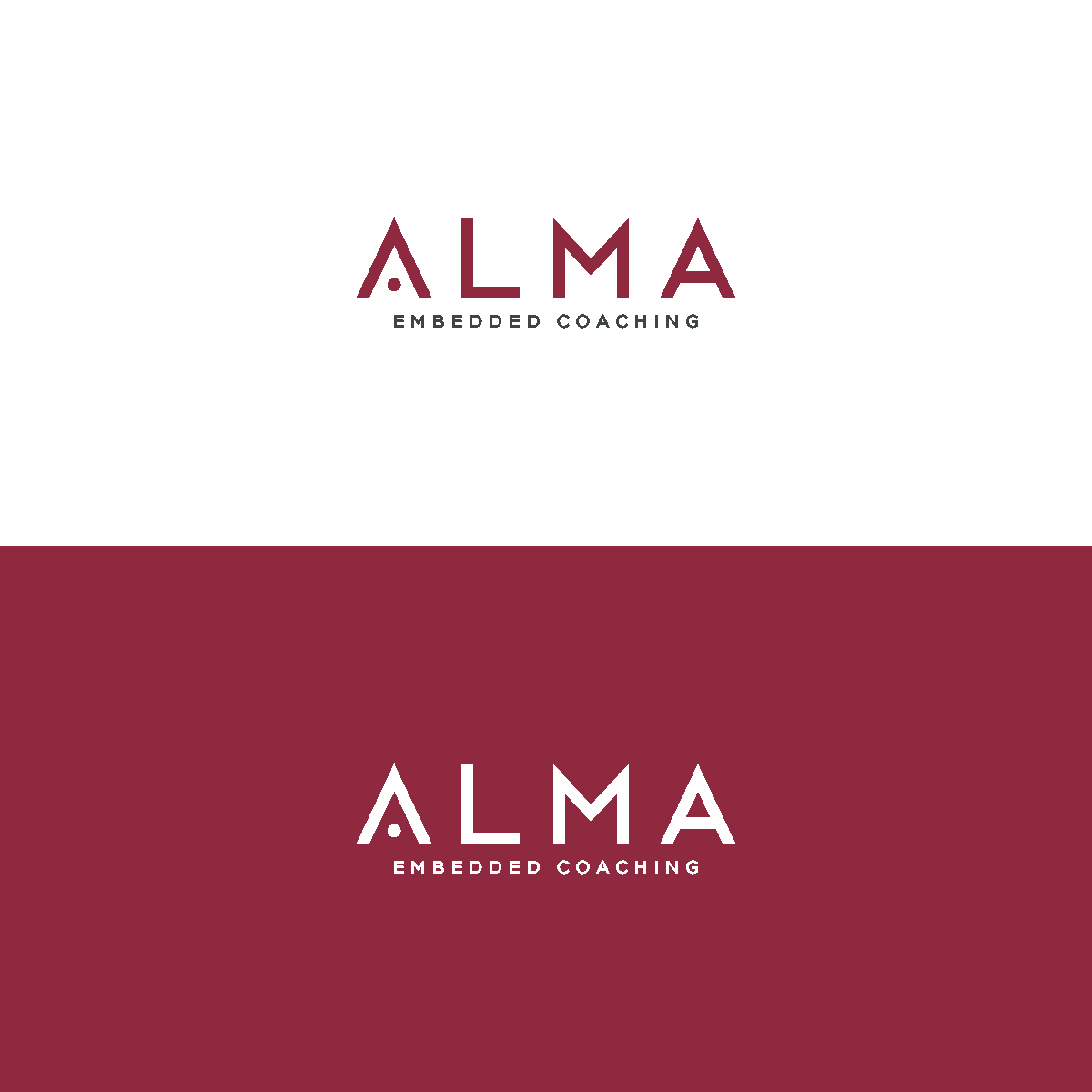 Logo for our business coaching website