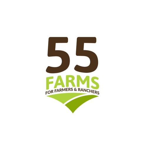 55 Farms Logo