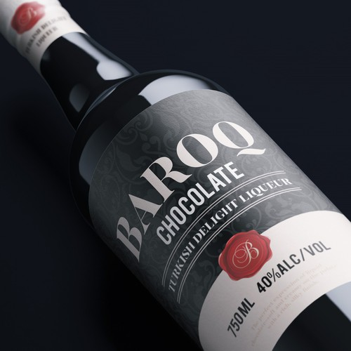 Baroq Chocolate Liqueur