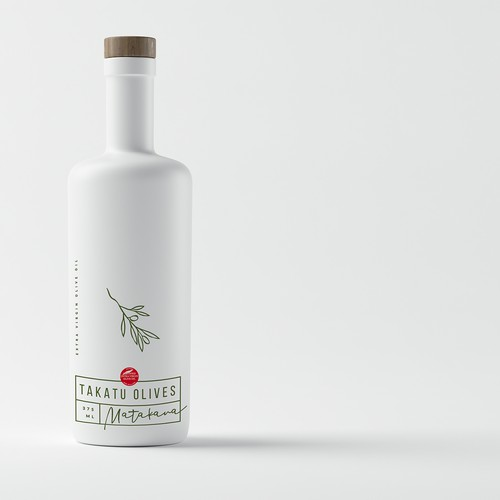 organic olive oil packaging