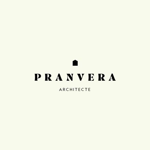 Bold architect logo