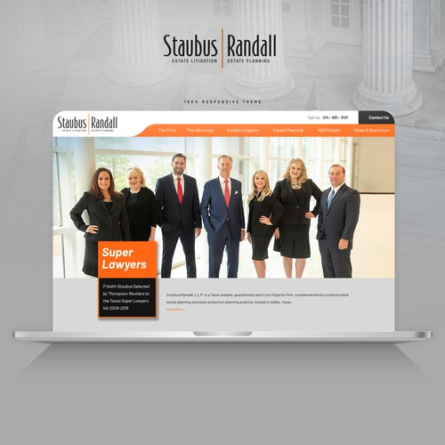 Established Law Firm Need New Look