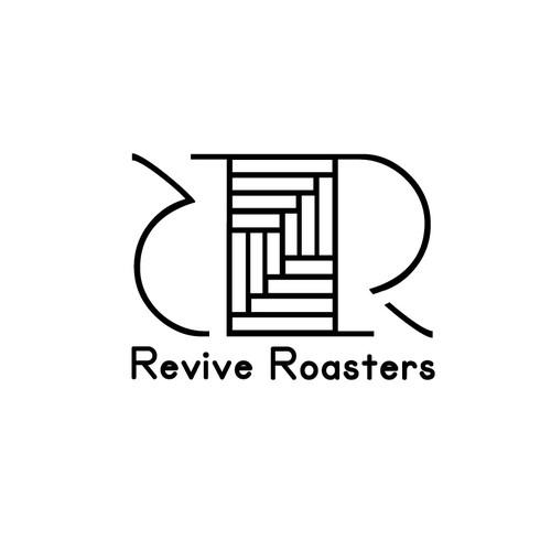 Revive Roasters coffee logo