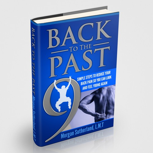 9 Steps To Reduce Your Back Pain E-Book Cover