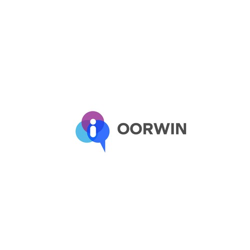 Logo concept for OORWIN
