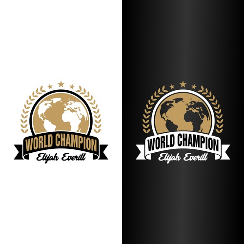 Elijah Everill World Champion