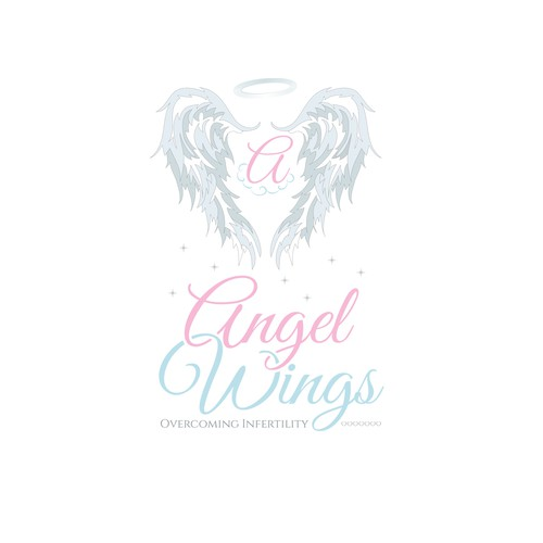 Logo for Angel Wings