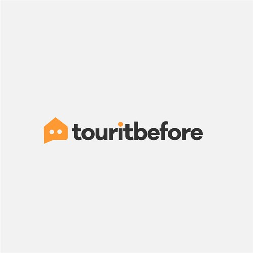 touritbefore logo contest design