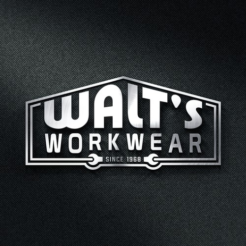 Manly Logo Needed for Construction Workwear Clothing Site