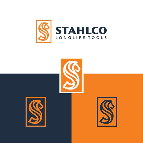 Logo concept for Stahlco Tools