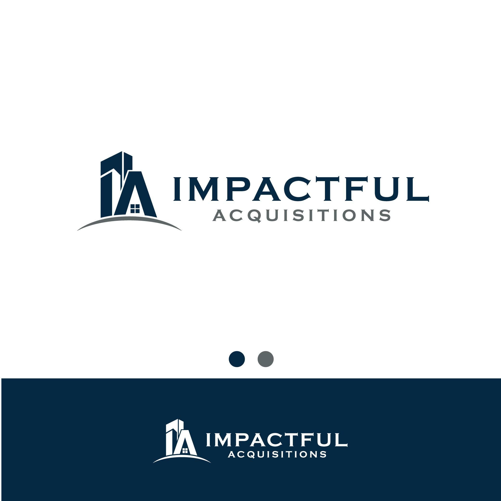 Impactful Acquisitions Logo Contest