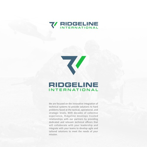 Ridgeline International Logo