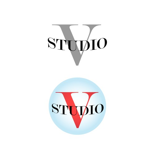 clean music studio logo