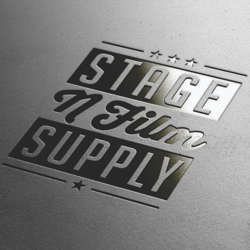 Logo for new Hip Rock & Roll, Stage & Film Supply (tools) E-Com Site