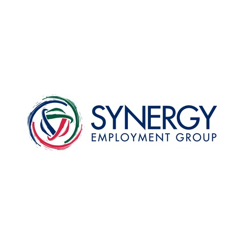 Logo design for Synergy Employment Group