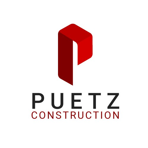 Geometric Logo for Construction Company