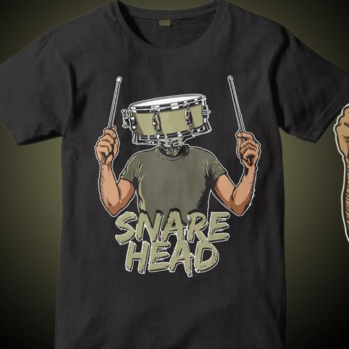snare head