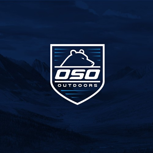 OSO Outdoors logo concept