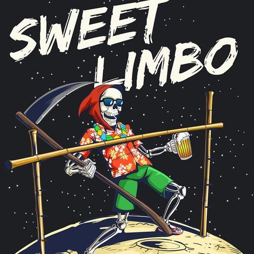 GRIM REAPER DOING LIMBO