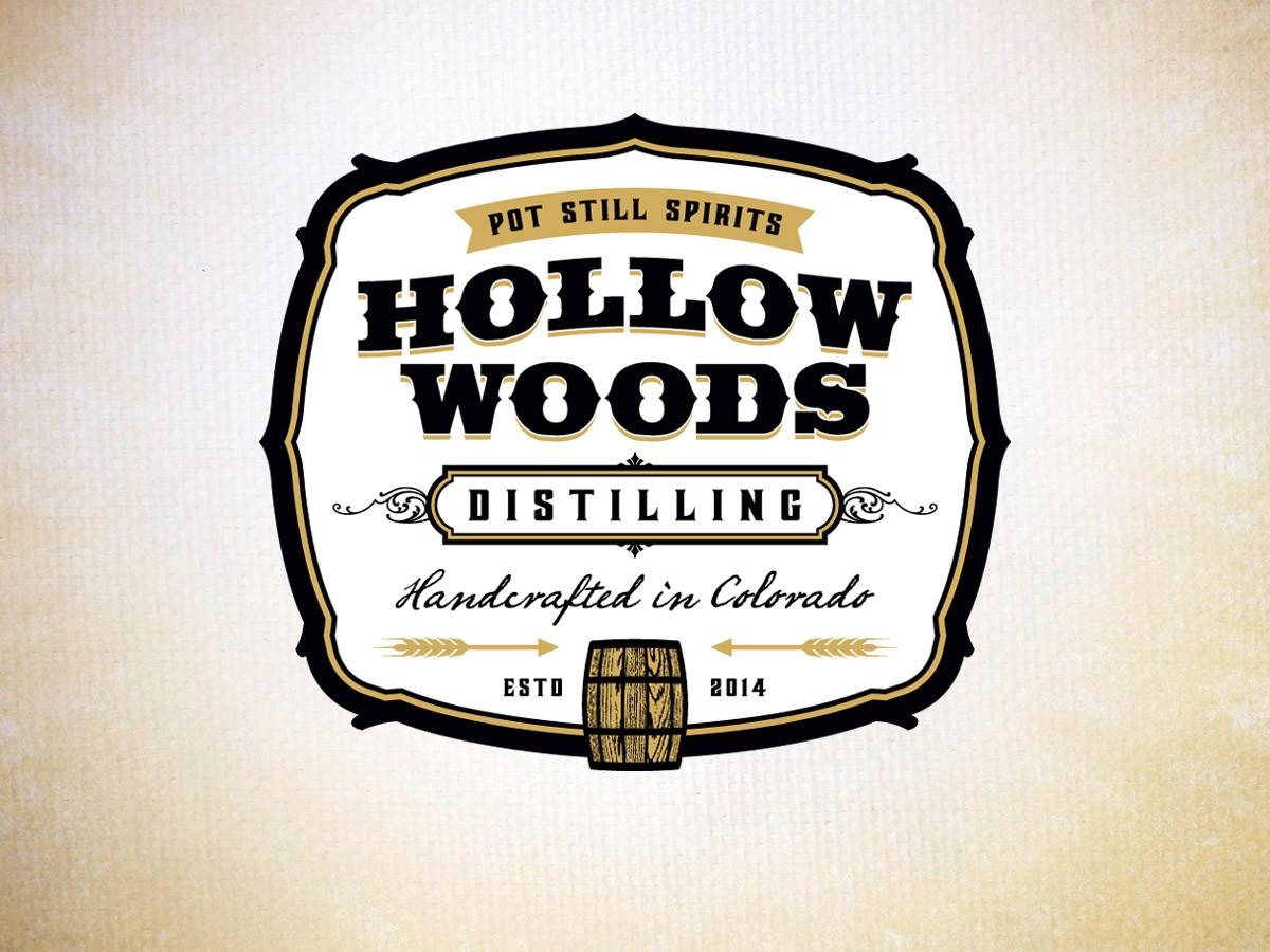 Create a simple, stylish logo for my distillery!