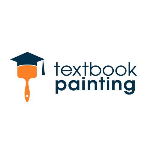 Textbook Painting winning logo