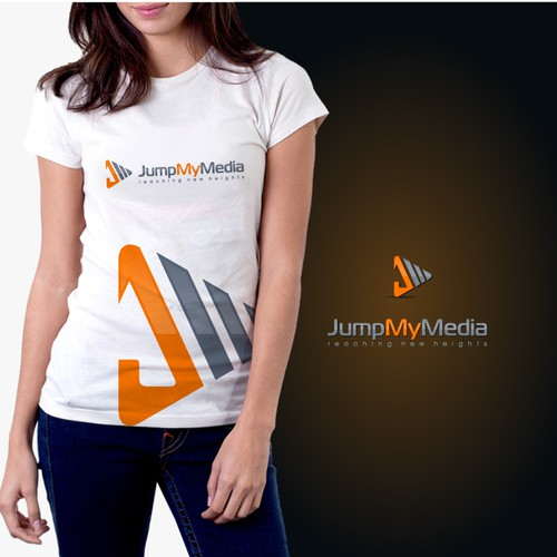 JumpMyMedia Need a new LOGO!