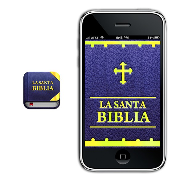 Help make a Spanish Bible iOS icon and splash page!