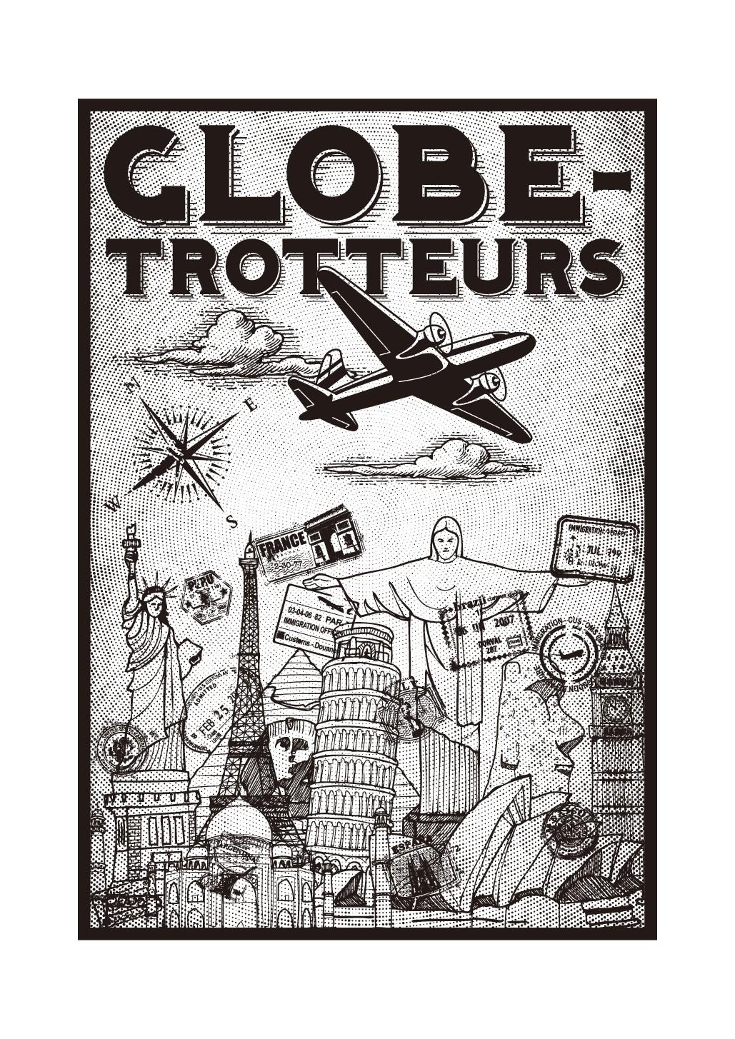 Créer un design de qualité à destination des Globe-Trotteurs