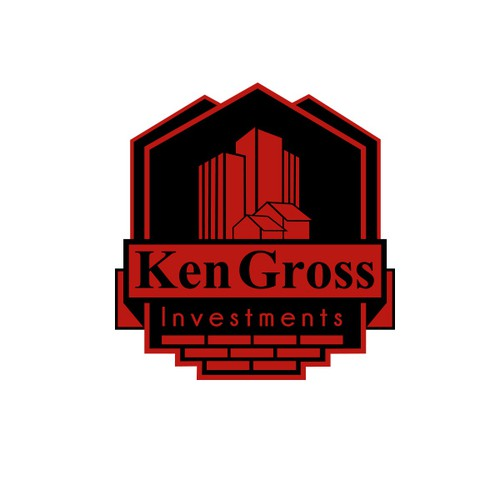 Bold emblem logo for an Investments Company
