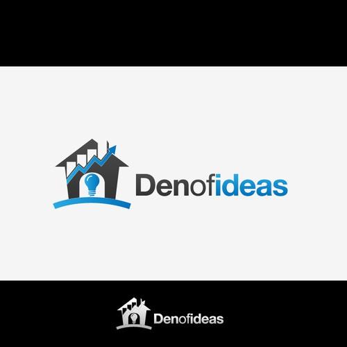 Logo design for Den of Ideas