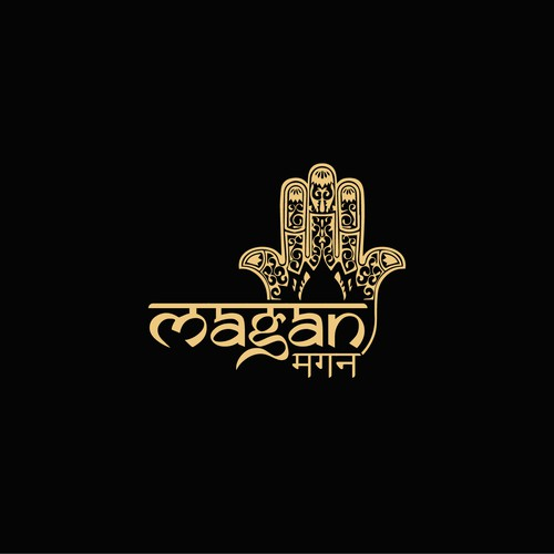 A logo that makes you hungry for indian food !