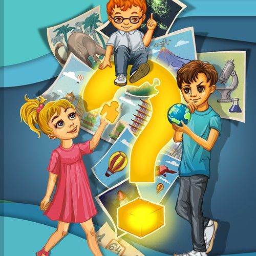 Book Cover Needed For Middle Grades Mystery/Riddle Book