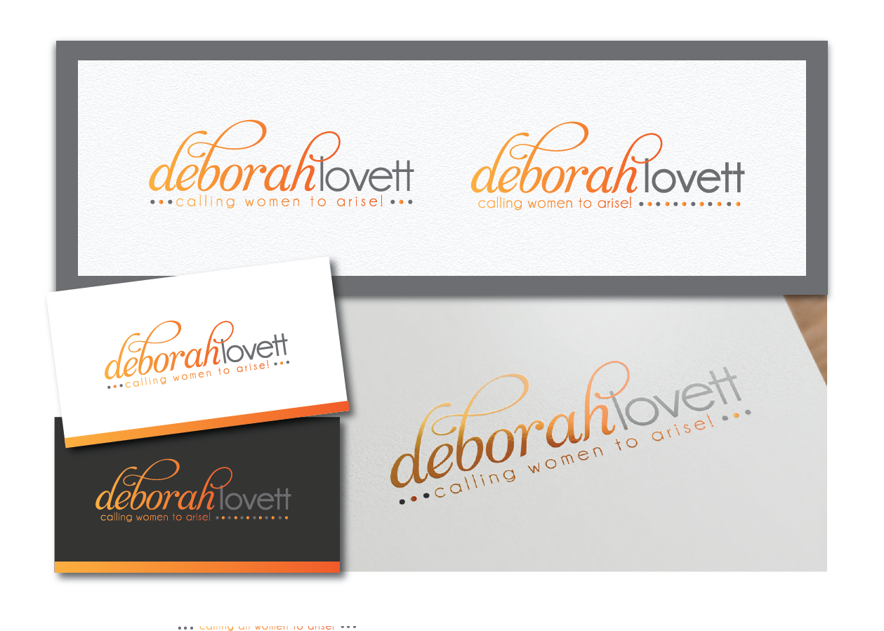 Create the next logo for Deborah Lovett