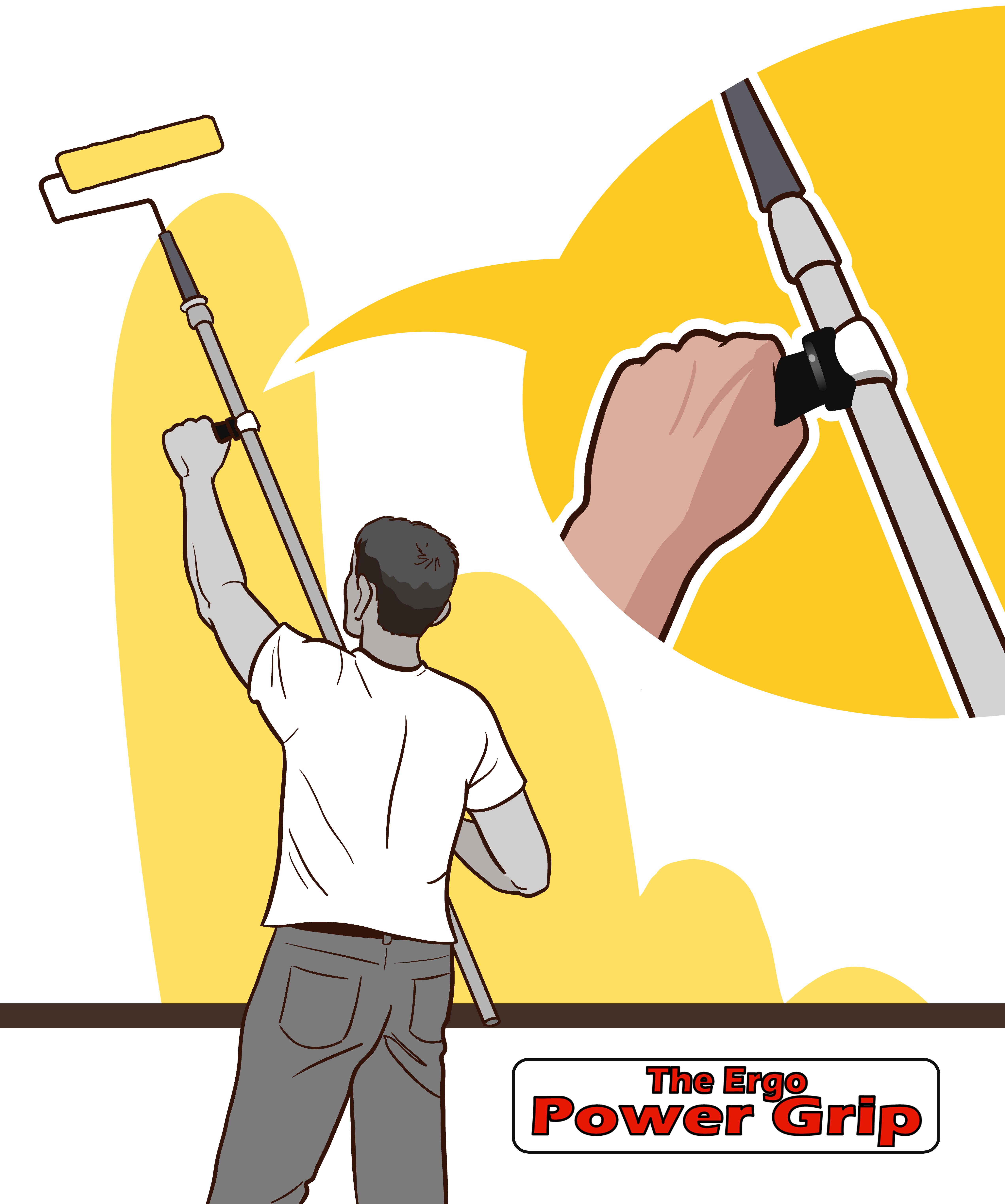 Ergo Grip Illustration