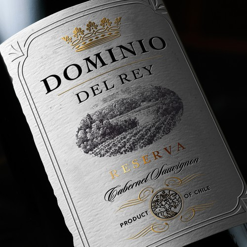 Wine Dominio Del Rey Reserva