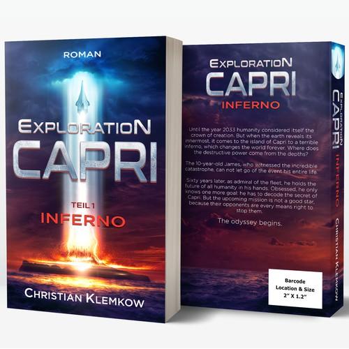 "Hard sci-fi ""Exploration Capri"""