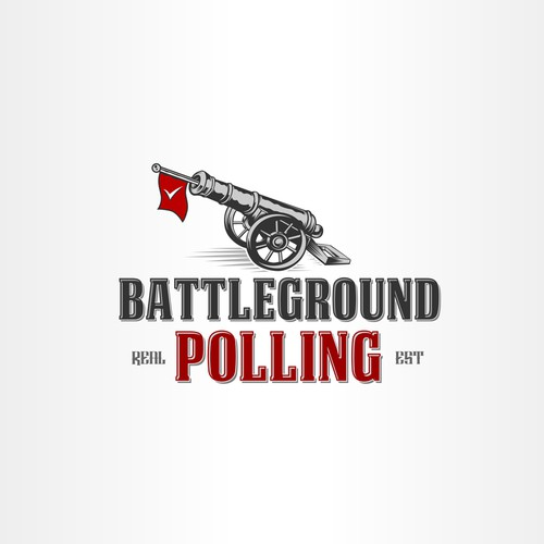 Battleground Polling needs a new logo