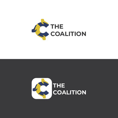 Logo Concept for The Coalition