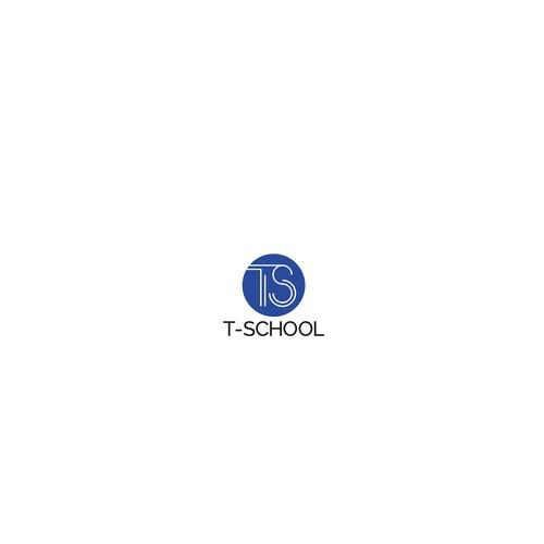Logo T-School