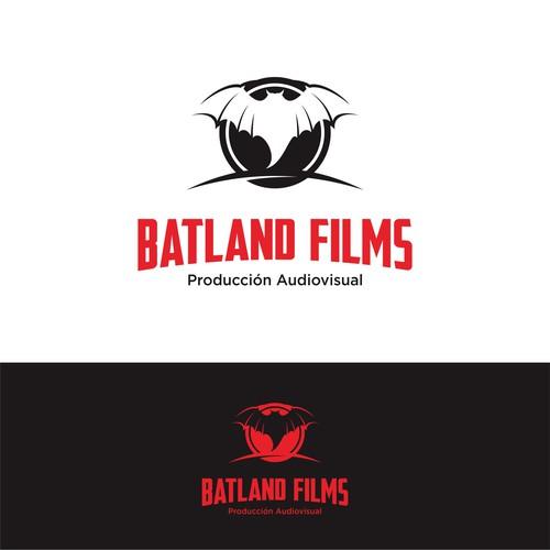 BatLand Films needs a professional logo