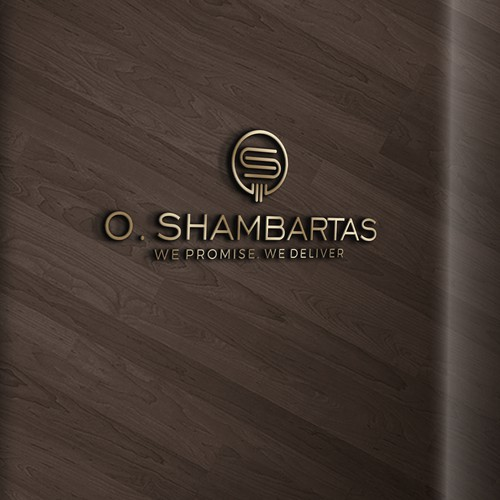 Logo for a lawyer