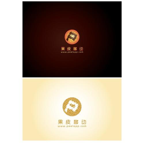 logo for Peelapp 果皮移动